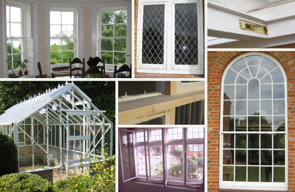 wooden window repair southampton